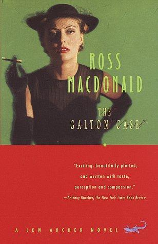 The Galton Case (1996) by Ross Macdonald