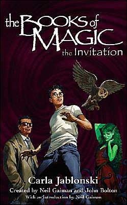 The Invitation (2003) by Neil Gaiman