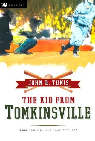The Kid from Tomkinsville (Odyssey Classics) (2006) by Bruce Brooks