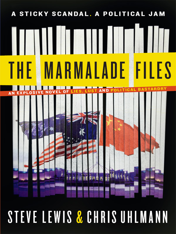 The Marmalade Files (2012)