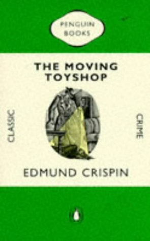 The Moving Toyshop (1989) by Edmund Crispin