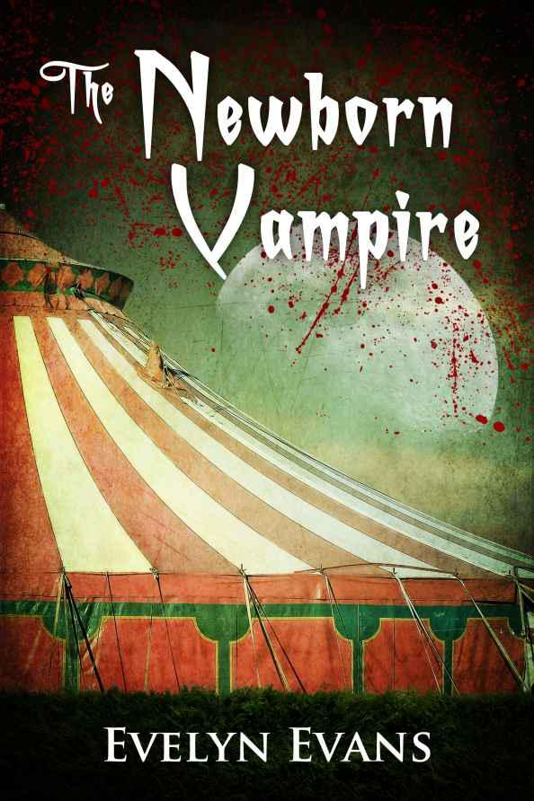 The Newborn Vampire by Evenly Evans
