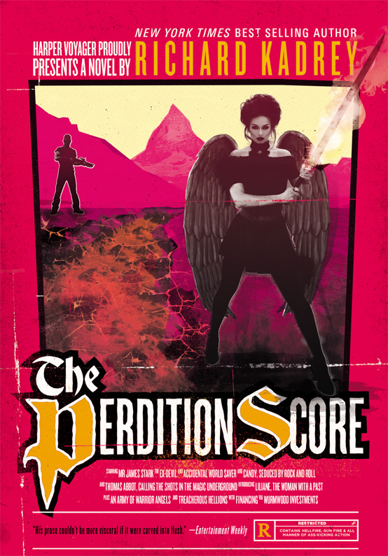 The Perdition Score (2016) by Richard Kadrey