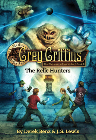 The Relic Hunters (2011) by Derek Benz