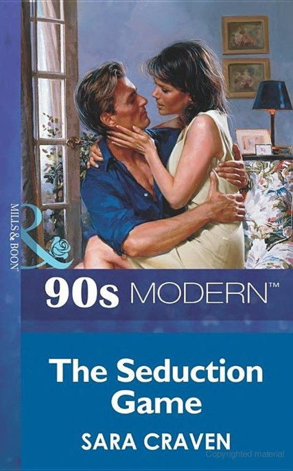 The Seduction Game by Sara Craven