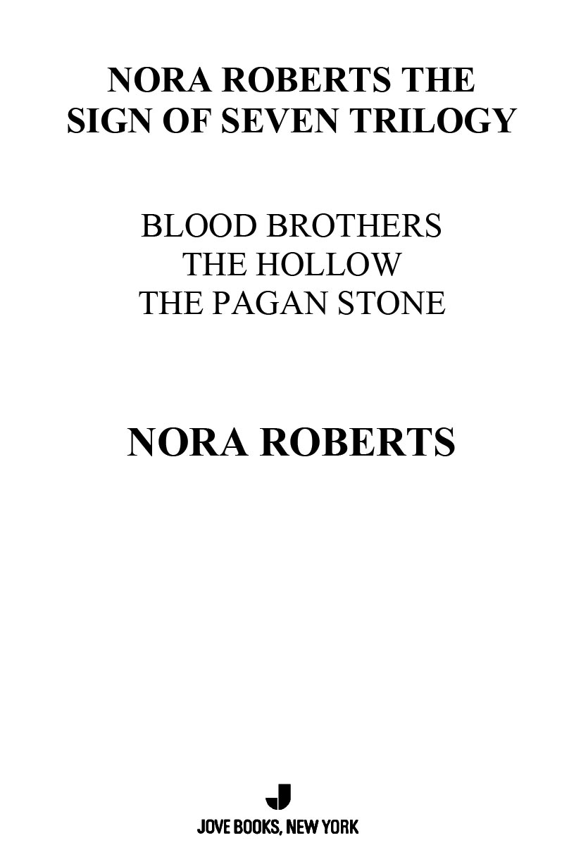 The Sign of Seven Trilogy by Nora Roberts