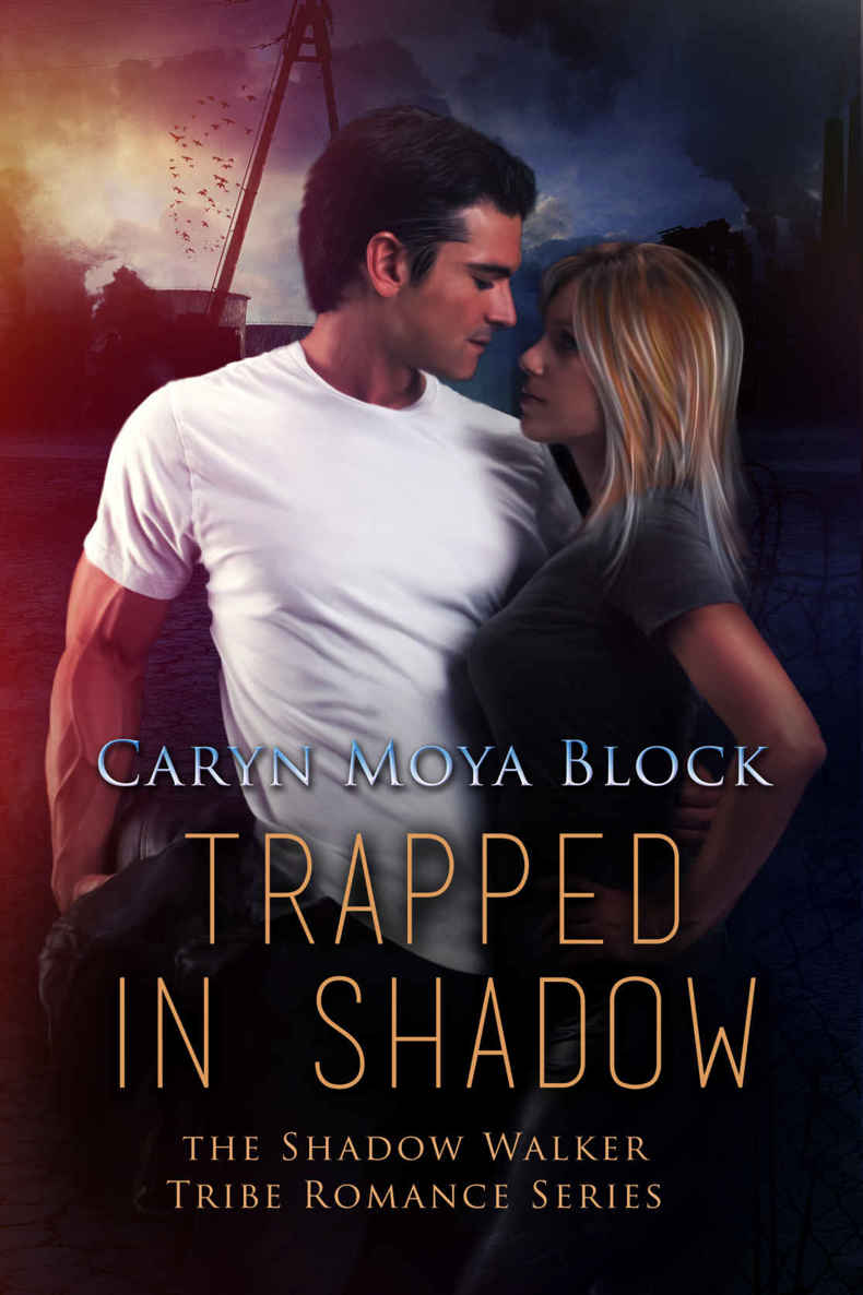 Trapped In Shadow (Shadow Walker Romance Series Book 4)