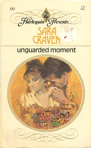 Unguarded Moment by Sara Craven