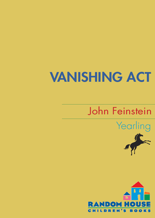 Vanishing Act (2008)