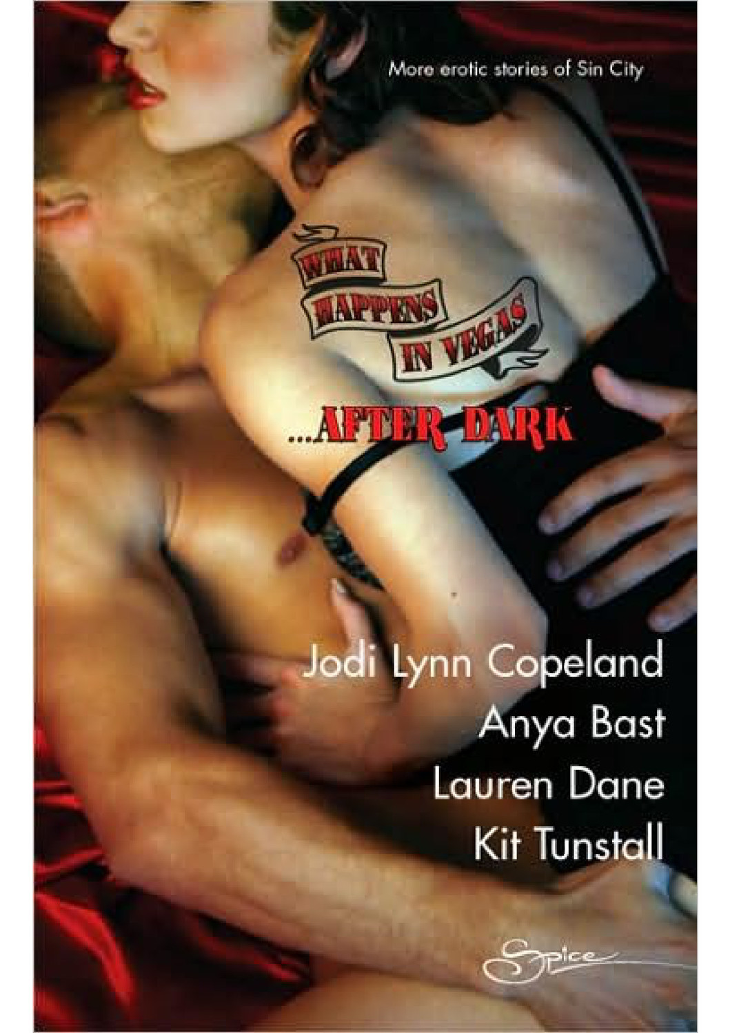 What Happens in Vegas...After Dark by Lauren Dane