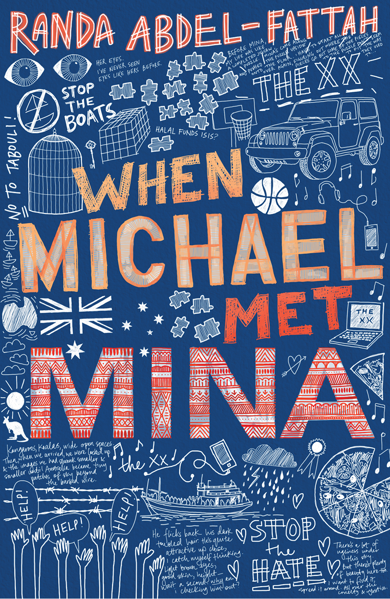 When Michael Met Mina (2016) by Randa Abdel-Fattah