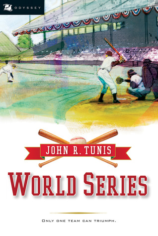 World Series (Odyssey Classics) (2006) by Bruce Brooks